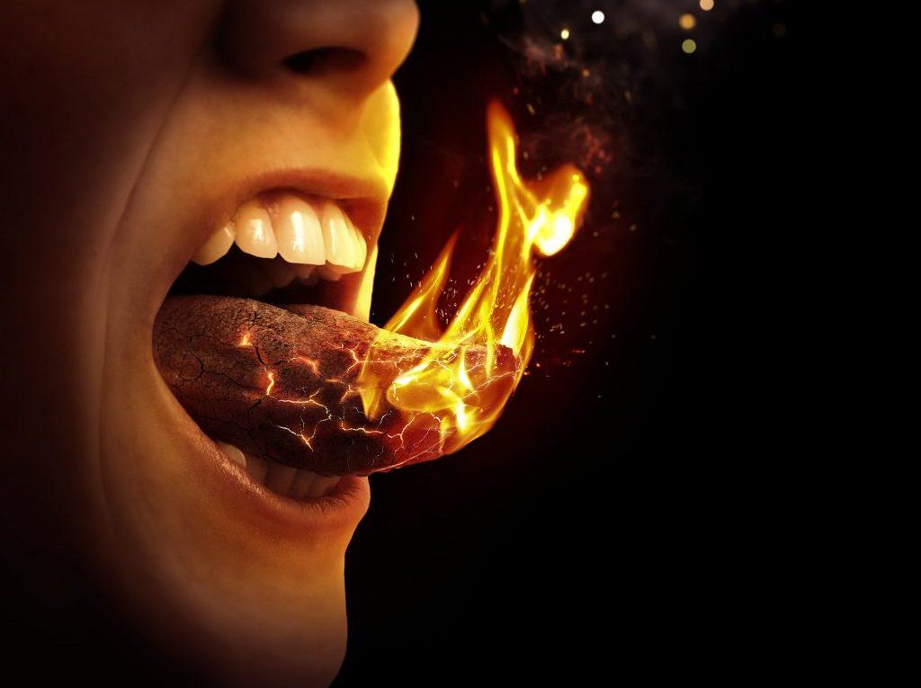 Ожоги во рту