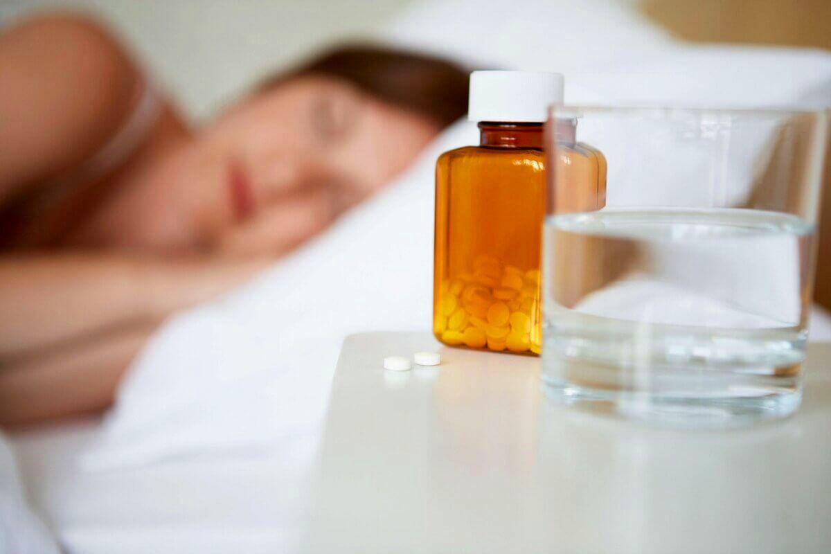 Эффект снотворных