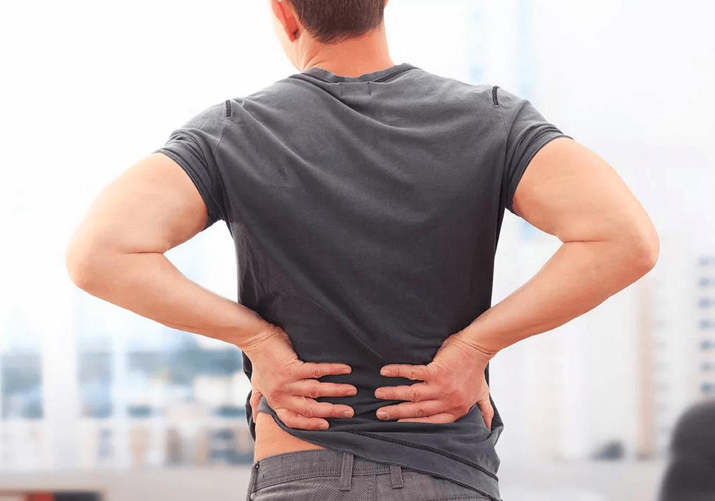 Боль отдающая в спину
