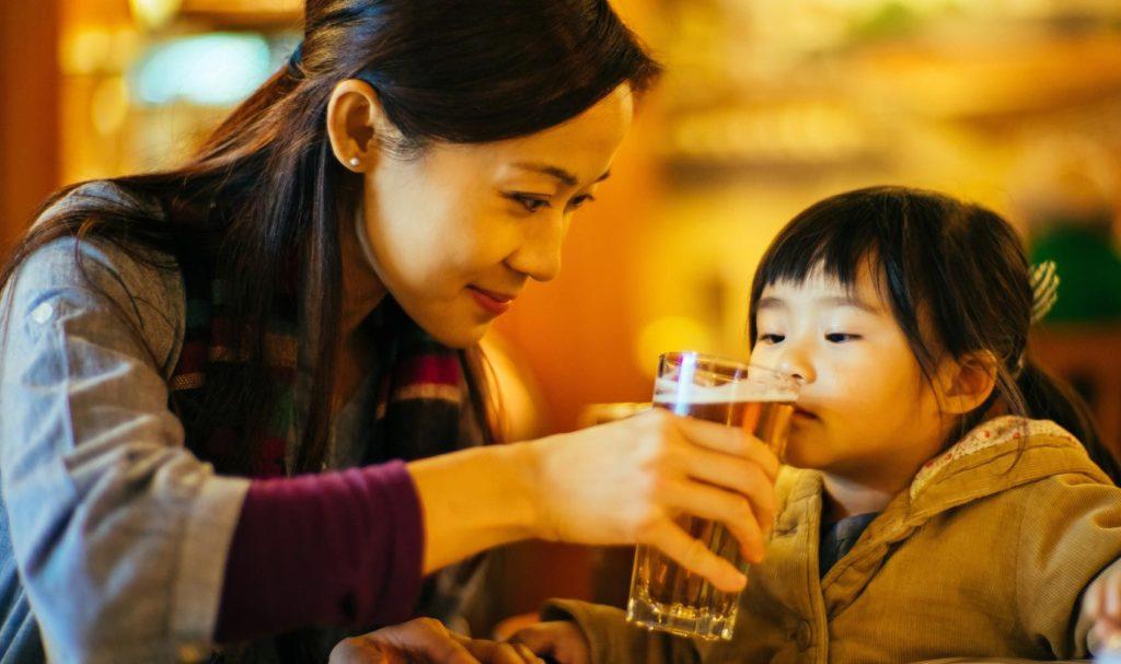 Вред безалкогольного пива для детей