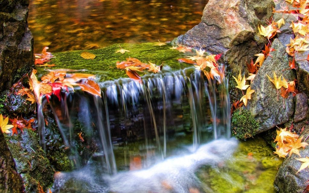 Шум воды