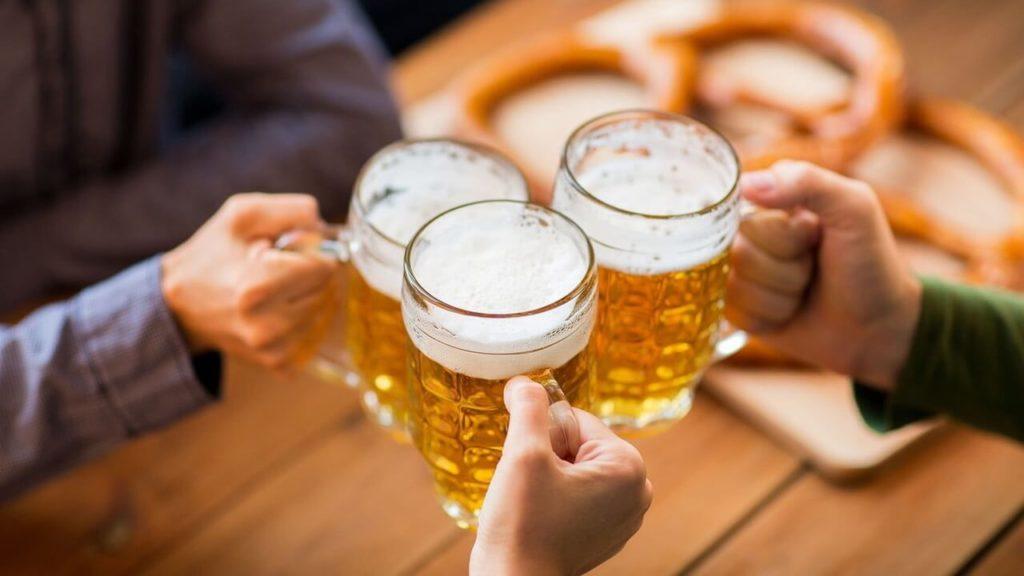 Алкоголь почему запрещен