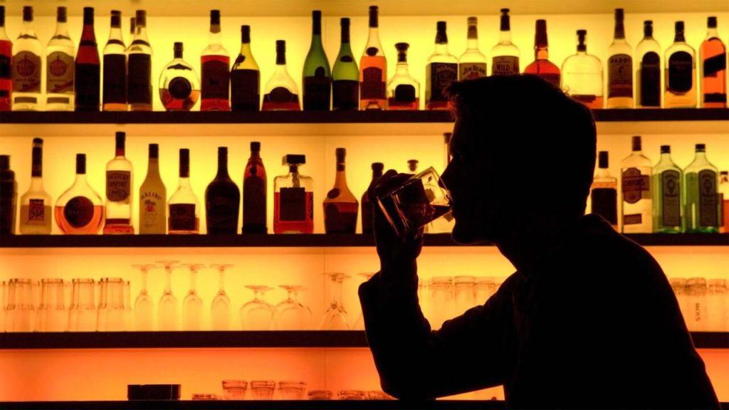 Алкоголь - наркотик