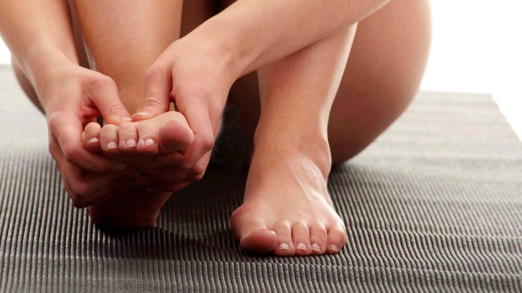 Ноги немеют от стресса помощь самому себе