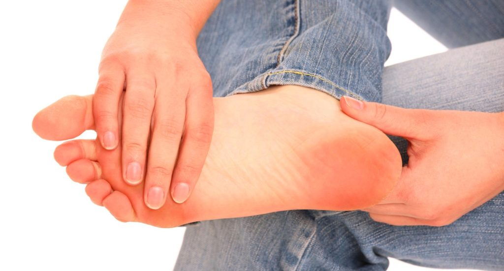 Ноги немеют от стресса симптомы