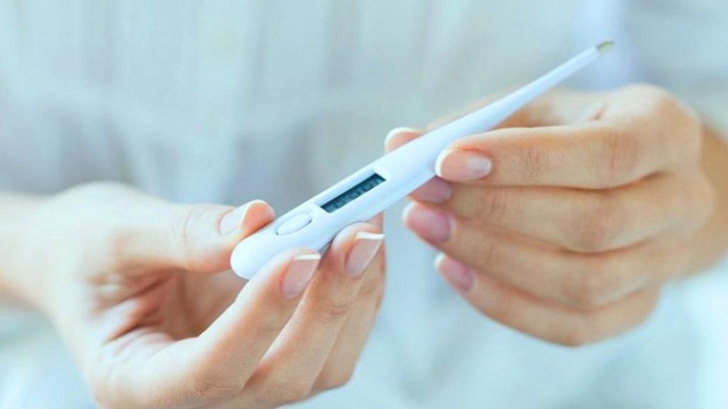 Субфебрильная температура от стресса