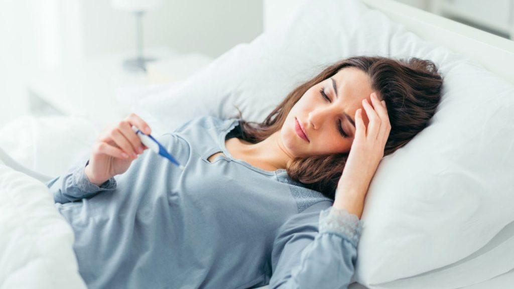 Температура от стресса как лечить