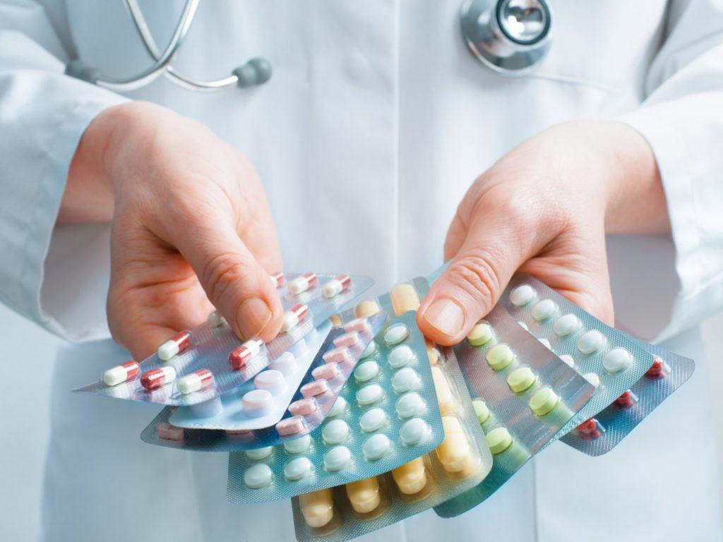 Немеют пальцы лекарства