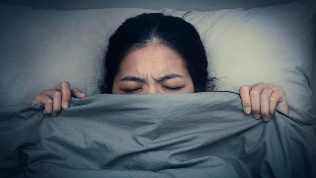 Немеют пальцы из-за плохого сна