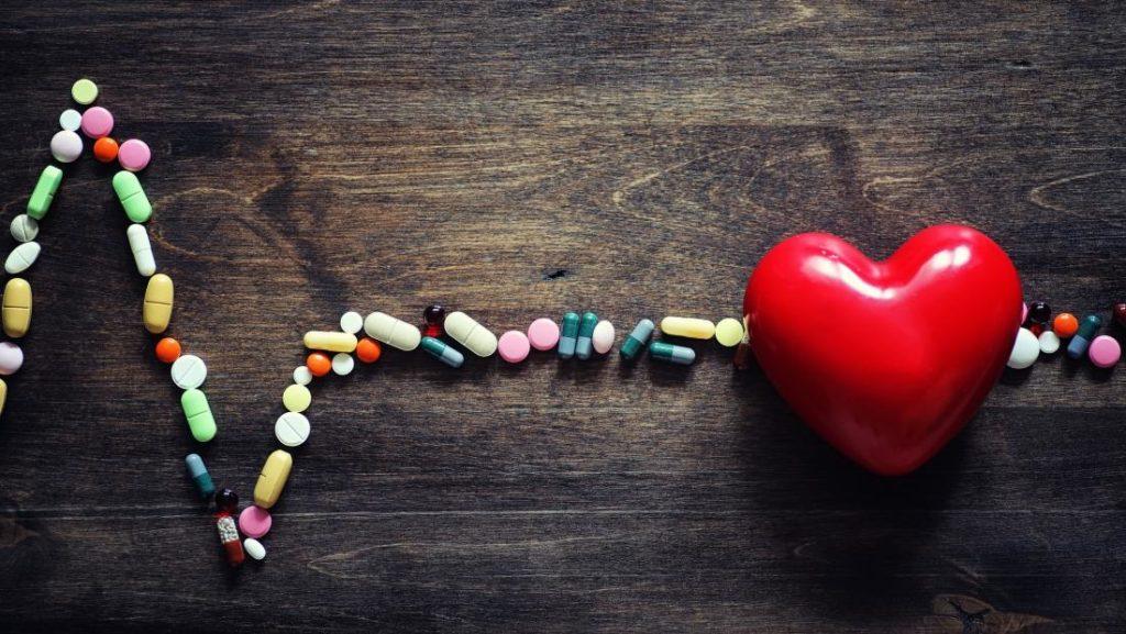 Сильное сердцебиение медикаменты
