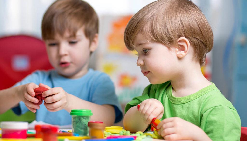 Дети с РАС особенности