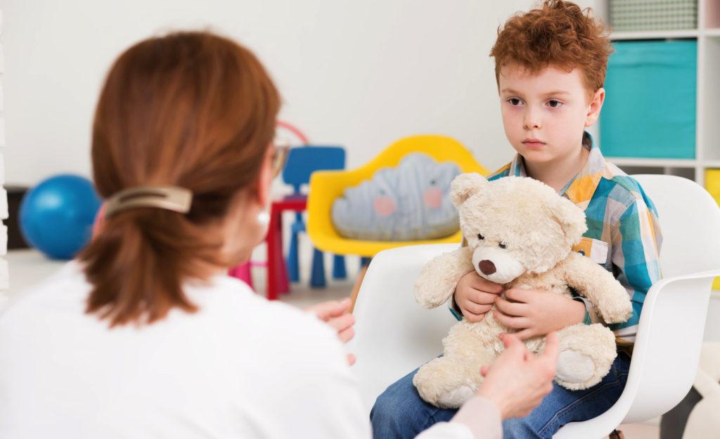 Дети с РАС лечение