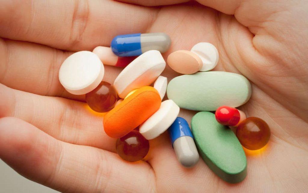 Препараты от кашля и аллергии