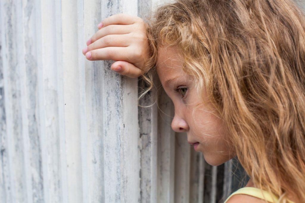 Высокий показатель кортизола у детей
