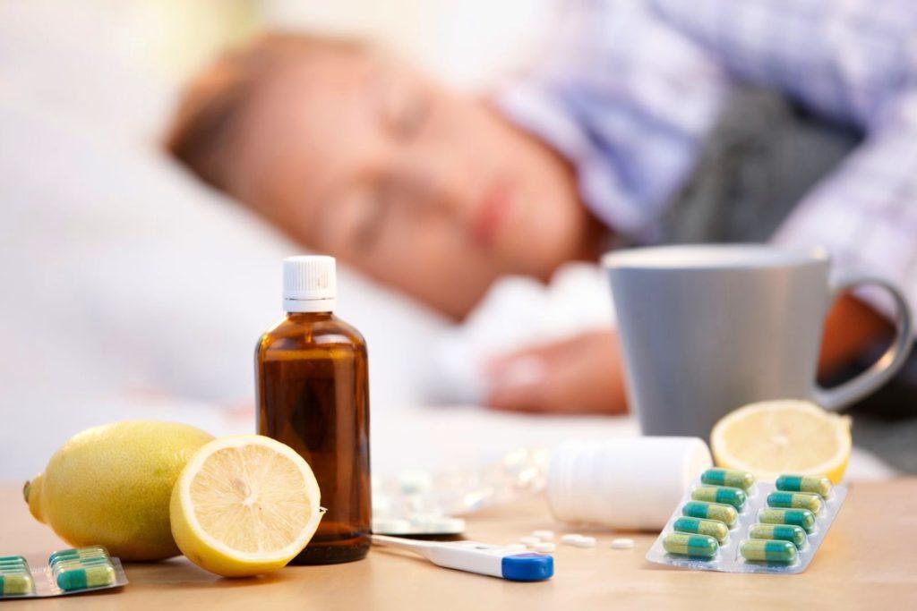 Лихорадка лечение