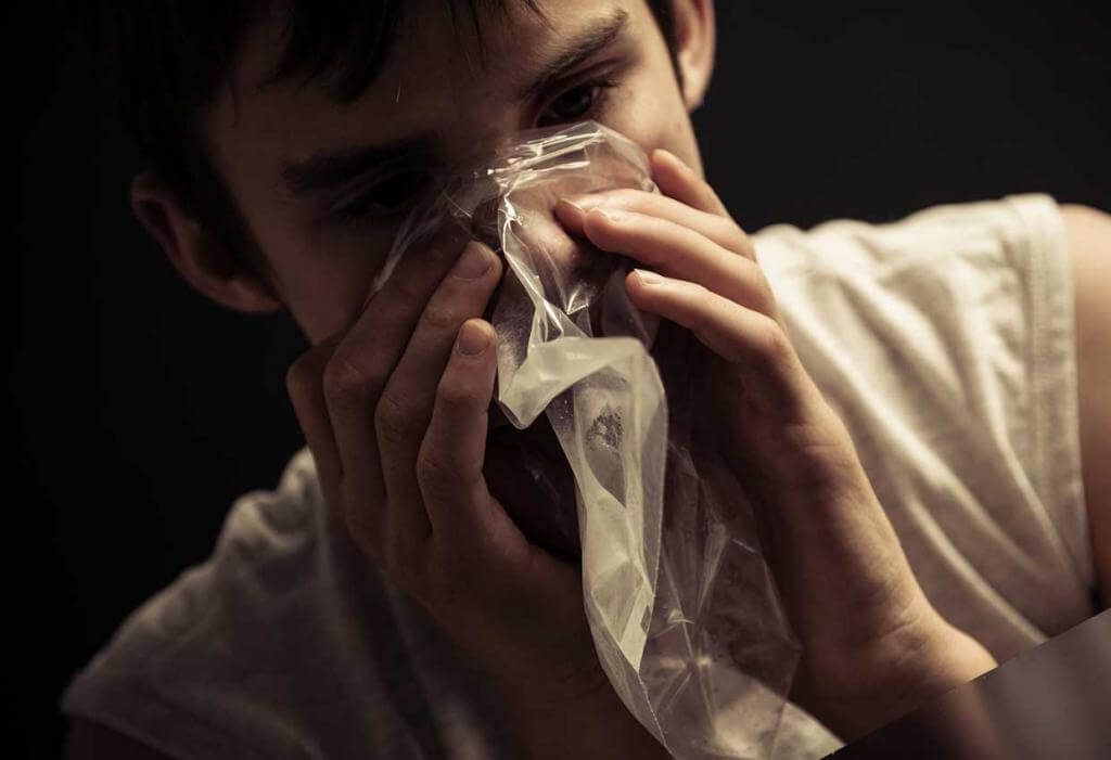 Симптомы употребления