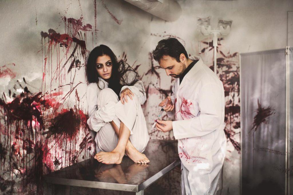 Вампирская болезнь лечение