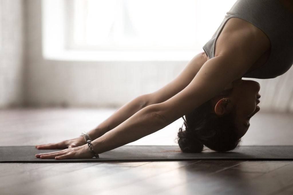 Виды поз для йоги