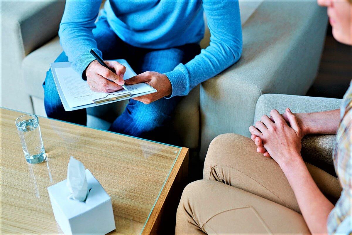 Психотерапия при гаптофобии