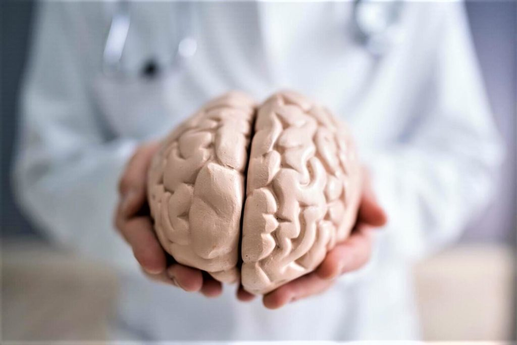 Как проиходит сотрясение головного мозга