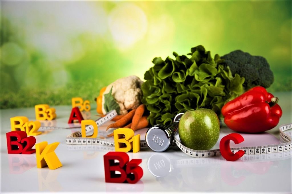 Необходимые организму витамины