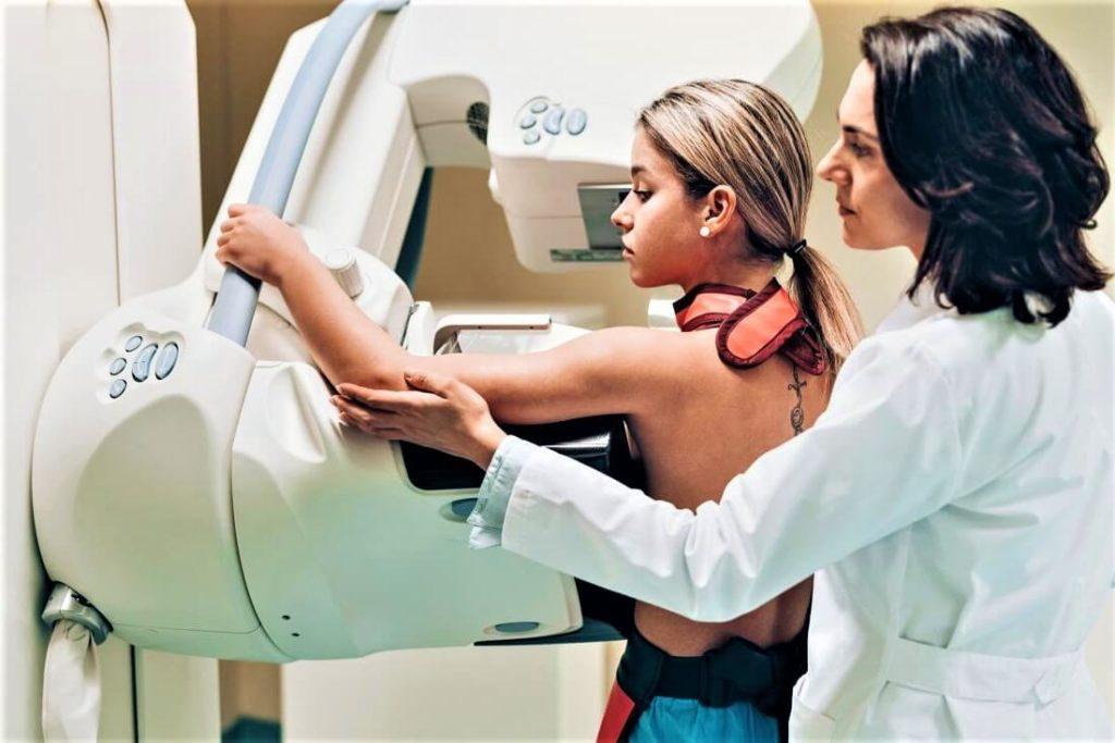 Лечение рака радиотерапией