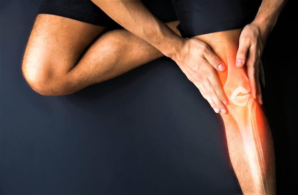 Виды боли в коленях