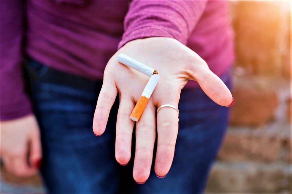 Борьба с зависимостью от курения