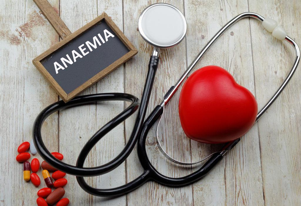 Есть мел из-за анемии