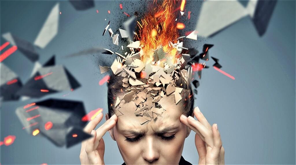 Признаки возникновения негативных мыслей