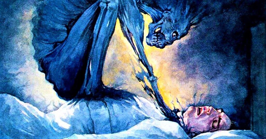 Кома наяву: Как победить сонный паралич?
