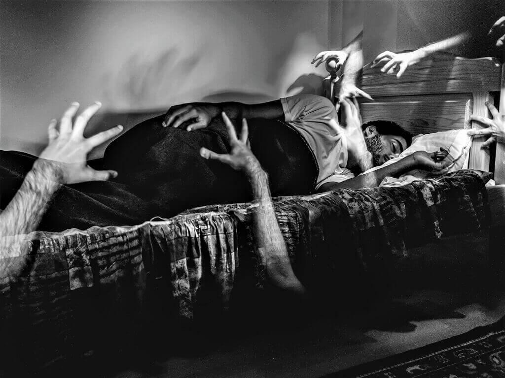 Виды сонного паралича