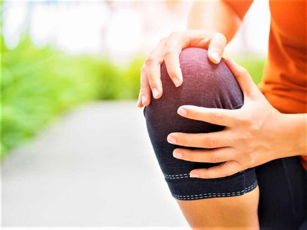 Боли в коленях из-за нервов