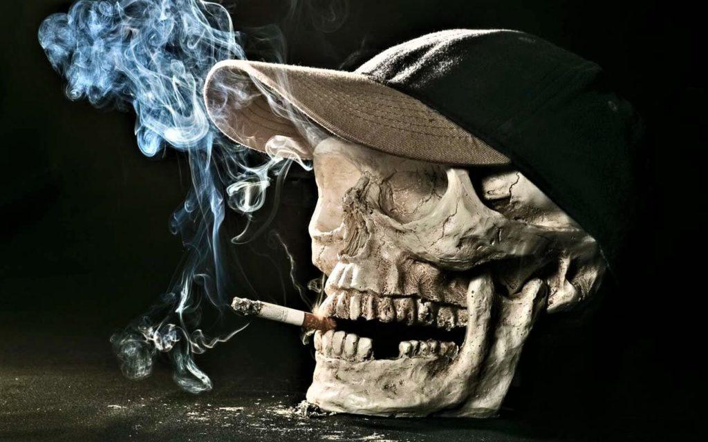 Признаки зависимости от курения