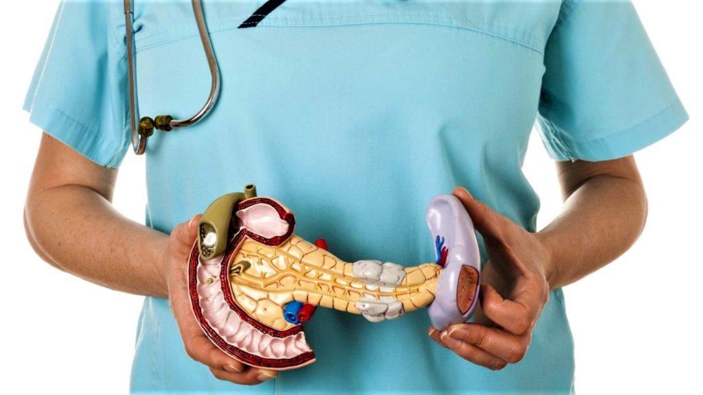 Заболевание панкреатит стадии