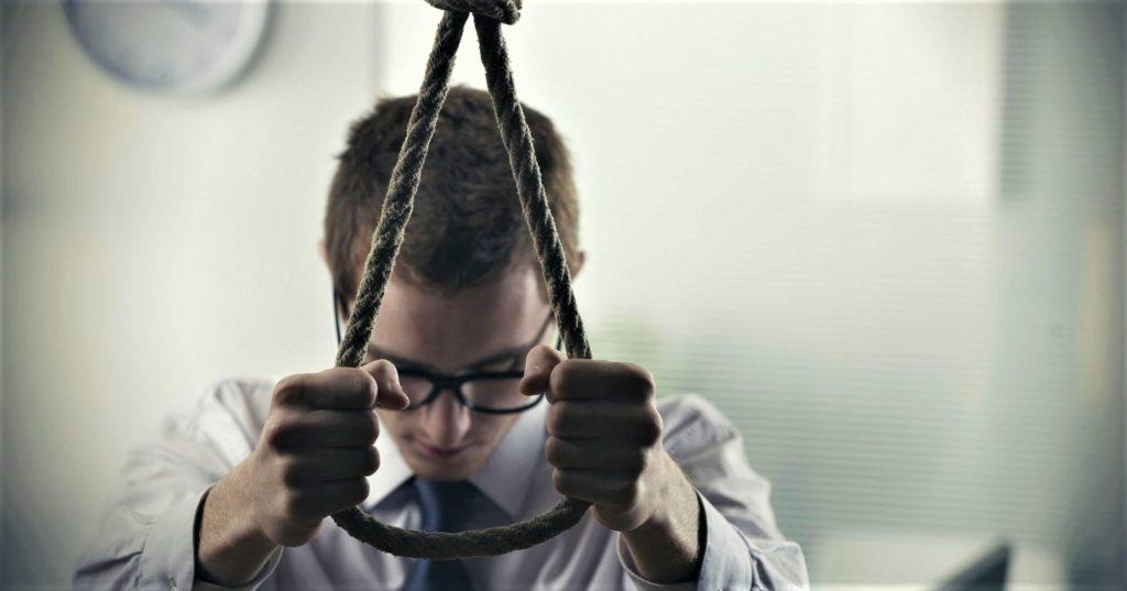 Предотвращение суицидальных мыслей