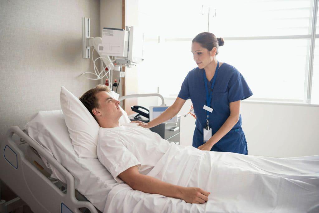 Электросудорожная терапия -подготовка