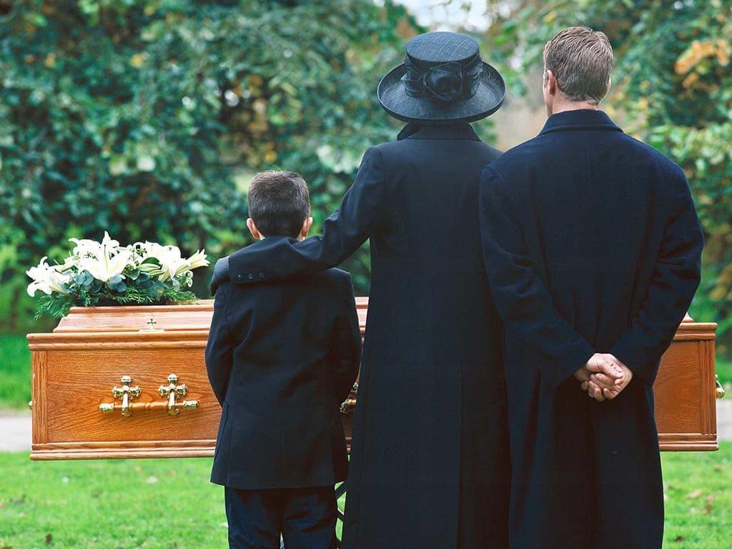 Тафофобия – боязнь похорон