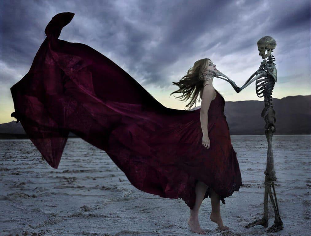 Некрофобия: страх перед умершими