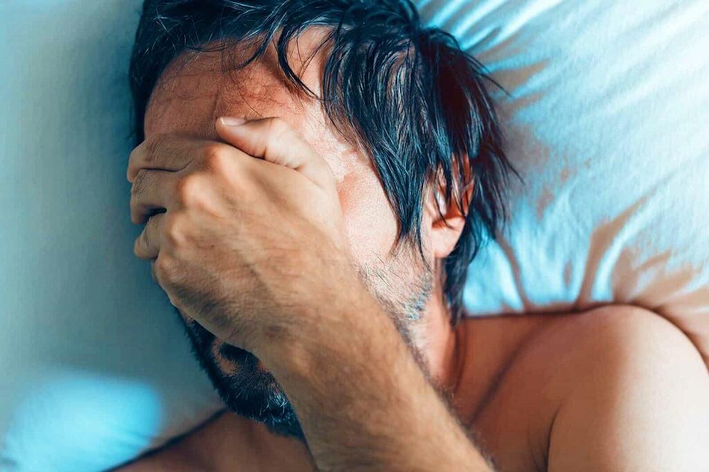 Симптомы поражение нервной системы