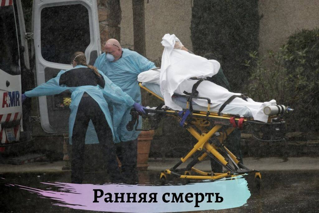 Ранняя смерть