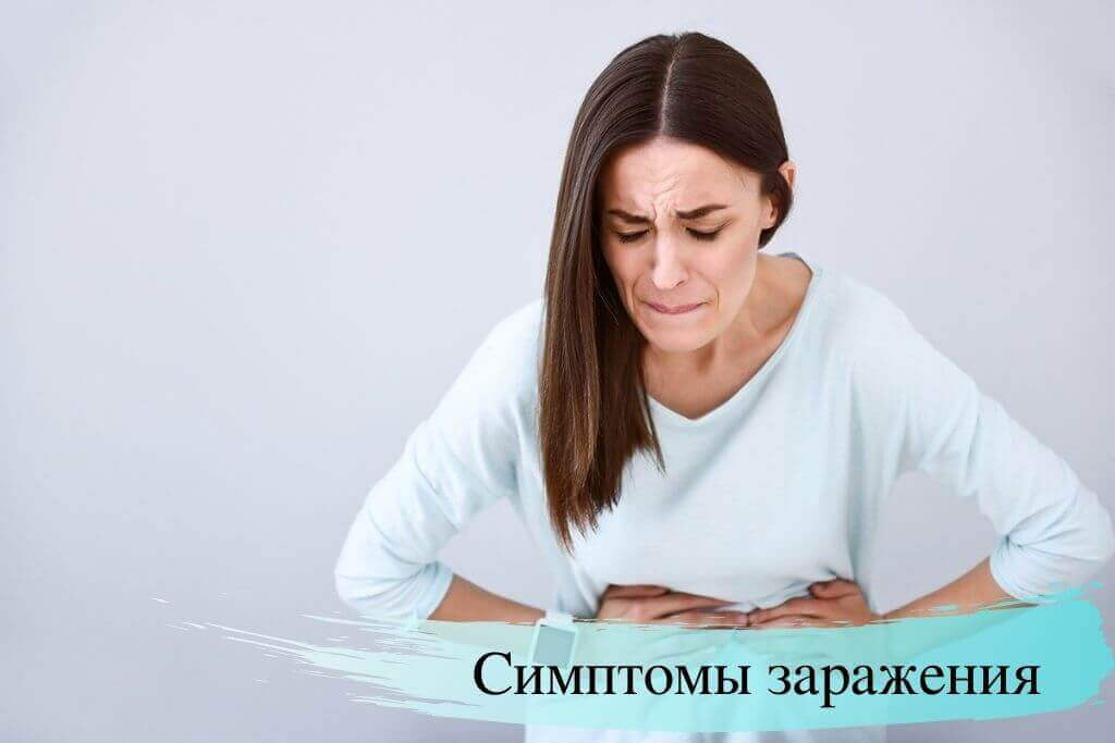 Симптомы заражения бактерией хеликобактер пилори